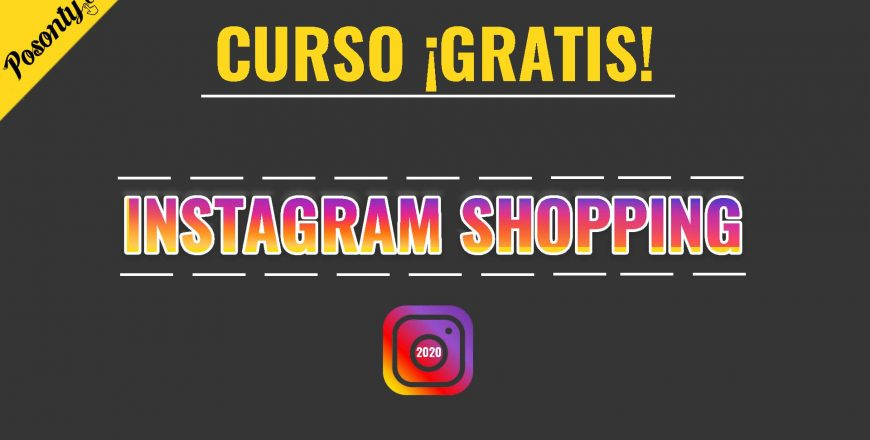curso gratis instagram shopping